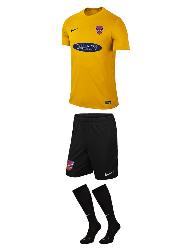2019/2020 Nike Junior Away Full Kit