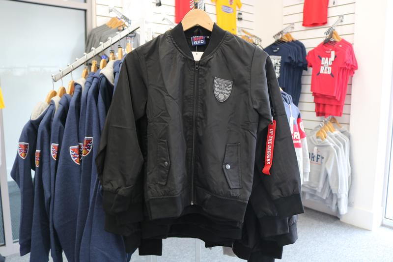 Junior Daggers Bomber Jacket