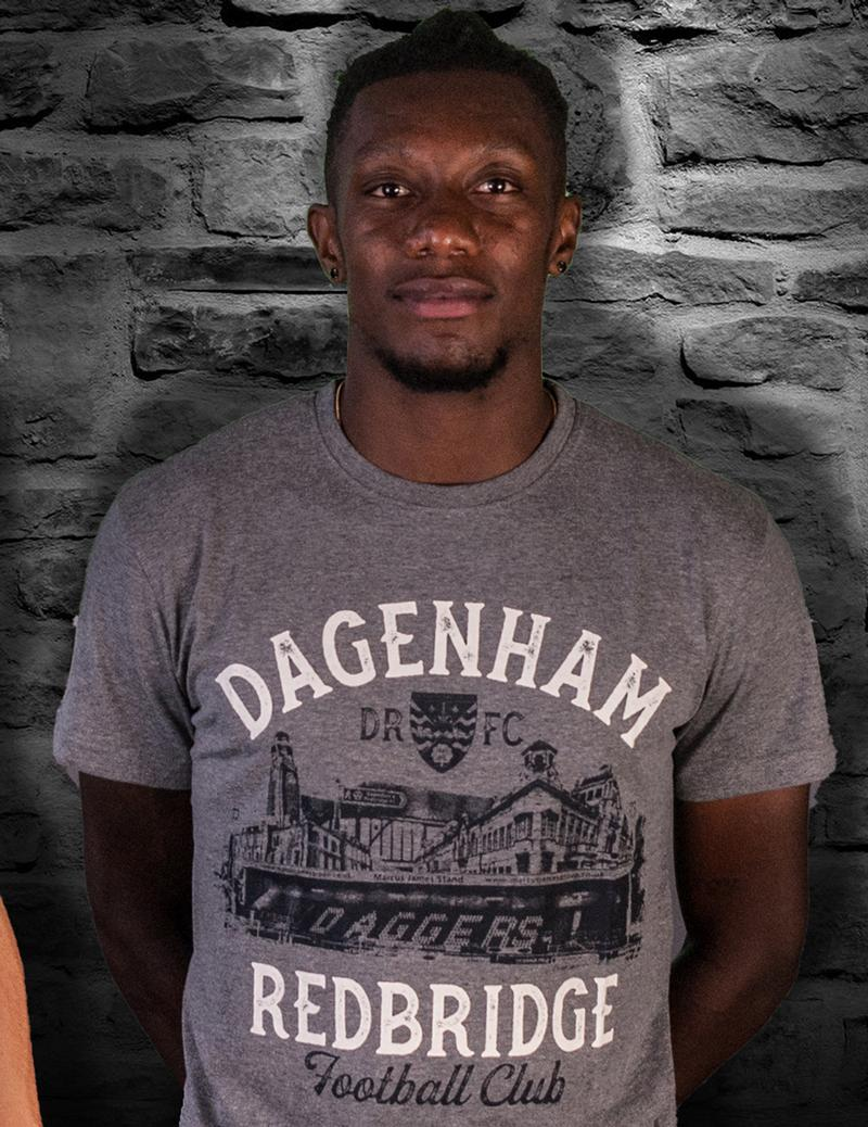 Junior 'Daggers History' Grey T-Shirt