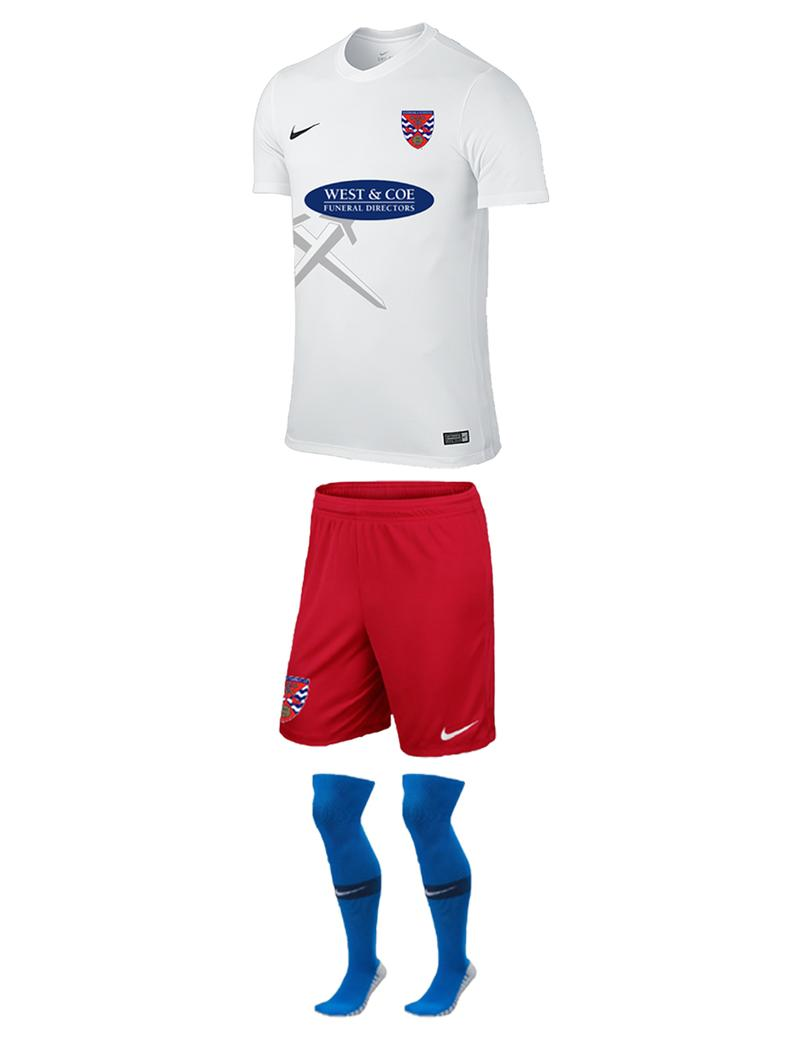 2020/21 Nike Junior Away Full Kit