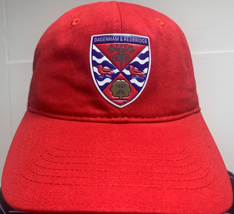 Adult Red Daggers Cap