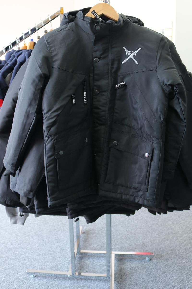 Adult Parka Jacket