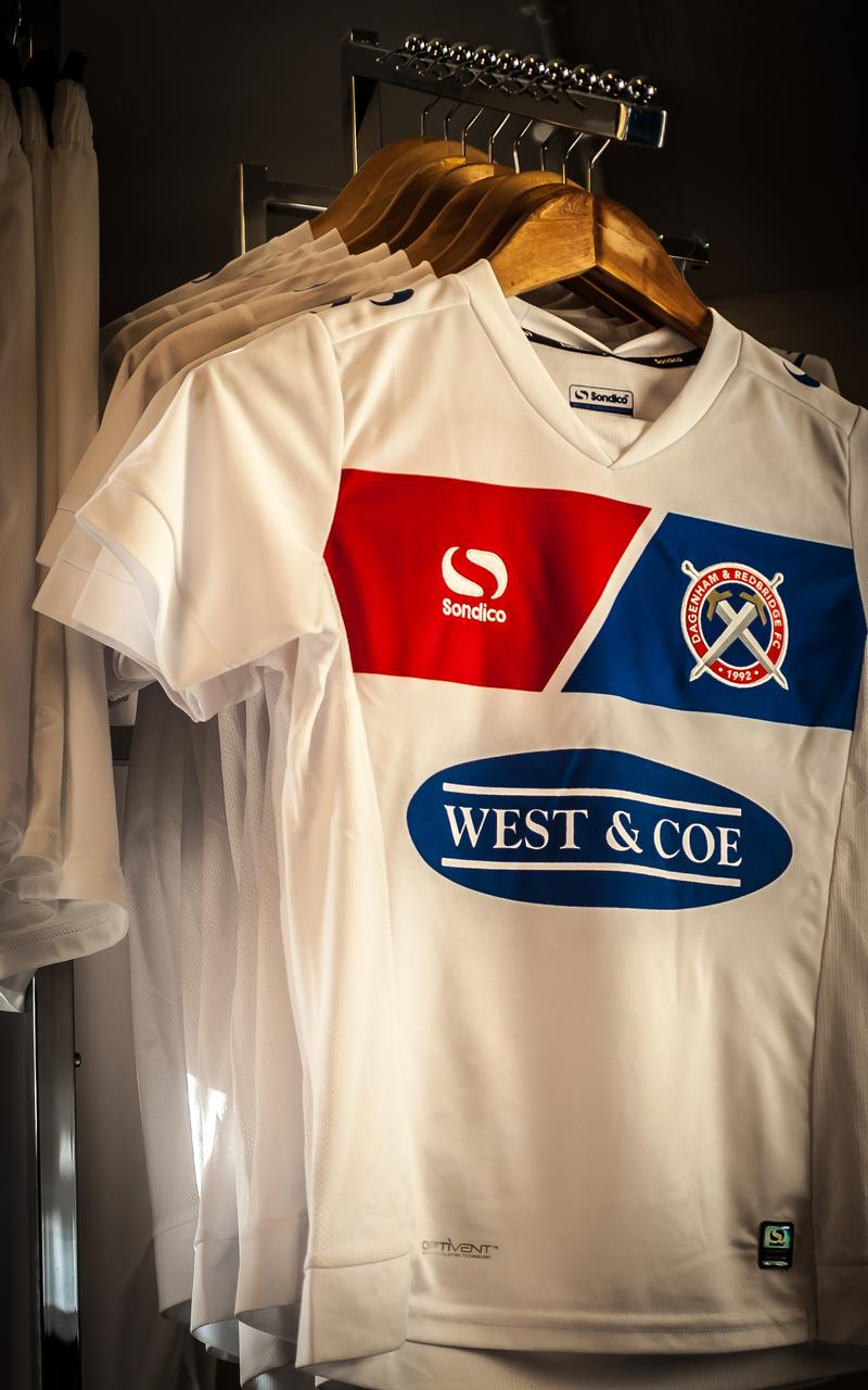 2016-18 Adult Away Shirt (Small)