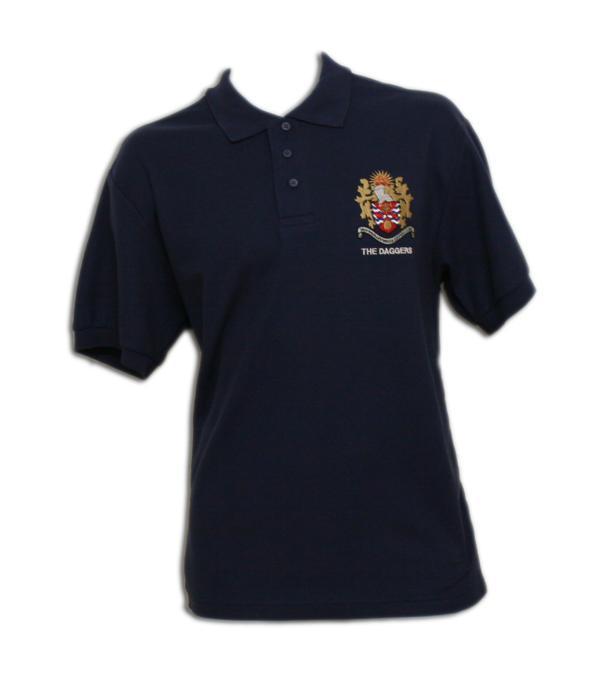 Daggers Blue Polo